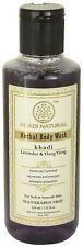 Khadi Natural Lavender and Ylang Ylang Body Wash SLS and Paraben Free, 210ml