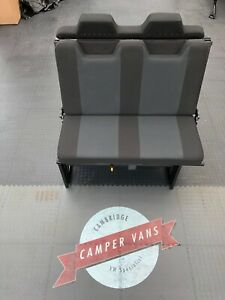 Rock and Roll campervan bed WITH UPHOLSTERY, VW T5/T6/T6.1 M1 Pull Tested