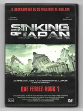 DVD / SINKING OF JAPAN - SAKYO KOMATSU / CINEMA ASIATIQUE