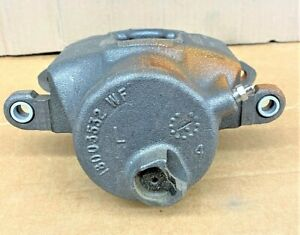 NEW AC DELCO OEM LEFT FRONT CALIPER 141.66014 FITS GMC / CHEVY TRUCKS *SEE CHART