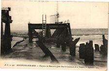 CPA  Boulogne-sur-Mer - Vue prise du Phare de la Jetée Ouest  (240116)