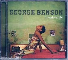 George Benson. Irreplaceable (2003) CD NUOVO SIGILLATO Black Rose. Missing You