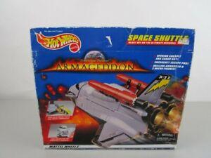 Hot Wheels Armageddon Space Shuttle 1997