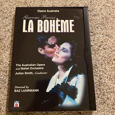 La Boheme (Dvd, 1999) The Australian opera And ballet orchestra