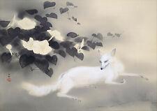 Hashimoto Kansetsu: Summer Evening. Fine Art Print/Poster