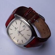 Gorgeous Vintage CERTINA Quartz All Steel Date Displaying Swiss Made Wristwatch