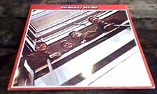 THE BEATLES 1962-1966 1st Press Apple Stereo UK G/F 2LP 1973 Lennon-McCartney