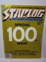 Starlog Magazine #100 Nov 1985 Special Issue Exclusive Interviews Lucas Nimoy