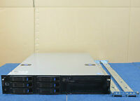 RM RACKSERV XL - 2 x Xeon E5620 2.40GHz 32GB 5 x 450GB 10K SAS RAID Rack Server