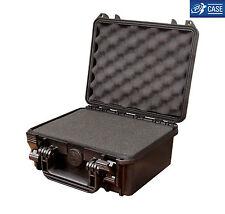Outdoor Case Koffer wasserdicht IP67 Kamera Foto Schaumstoff Schutz 160231