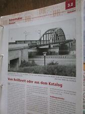 Das war die DR Bauwesen 3.2 Brücken Vom Reißbrett oder aus Katalog