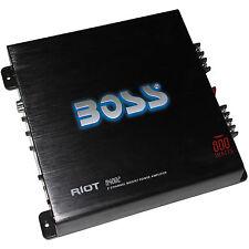 BOSS R4002 RIOT 800 Watt 2 Ch MOSFET Amplifier