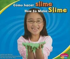 Como hacer slime/How to Make Slime
