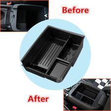 Central Armrest Storage Box Organizer Center Console Holder Bin For Kia Sportage
