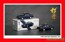 AUG 2019 #69 China  VW Volkswagen SANTANA SHANGHAI TAXI 1:64 XCARTOYS