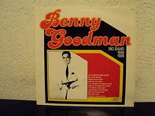 BENNY GOODMAN & HIS ORCHESTRA - Big band 1936-1939