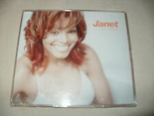 JANET JACKSON - GO DEEP - 1998 UK CD SINGLE