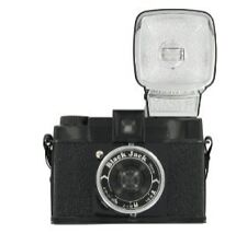 Lomography Diana F+ Medium Format Film Camera