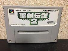 Seiken Densetsu 2 Super Famicom Japan NTSC-J Secret of Mana