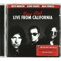 KEITH/BONILLA,MARC/HUGHES,GLENN EMERSON - BOYS CLUB-LIVE FROM L.A.  CD NEU