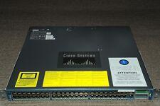 Cisco WS-C4948-10GE-S Catalyst 48 Gig + 10Gb Switch Dual PSU 1 YEAR Warranty