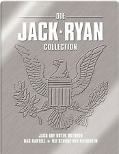 JACK RYAN COLLECTION EDIZIONE STEELBOOK LIMITATA (3 Blu-Ray Disc)