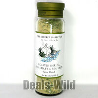 Roasted Garlic, Rosemary & Sea Salt Seasoning Gourmet Collection Spice 7.5oz