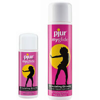 Pjur My Glide Clitoral Stimulating Lubricant for Womer | Warming Lube