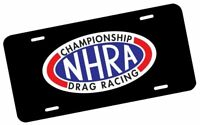 NHRA Drag Race Aluminium License Plate Highest Quality For All Vehicles.