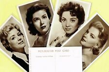 More details for picturegoer - s series 1950s/1960s ☆ film/music star ☆ postcards #s61 to #s120