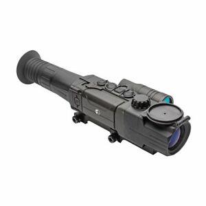 Pulsar Digisight Ultra N455 Digital Night Vision Riflescope, Hunting Rifle Scope