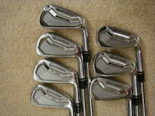 Taylor Made Forged TOUR PROTO P-750 irons set 4-PW DG Tour Issue X100  1* UP