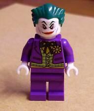 Lego Super Heroes-Batman personaje-The Joker-Lime Vest chaleco morado nuevo