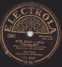 Die Picos Akkordeon Duo mit Rhythmus  : Pico Bello, Folge 13 + 14