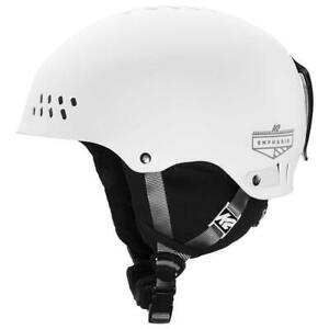 K2 Emphasis Audio Helmets Size Small 3 colors
