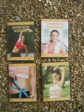 Body & Soul Fitness Work out Set of four Dvds, approx. 50 min. each