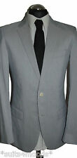 HUGO BOSS Anzug Gr. 94 Hellblau Red Label Allono/Hatem Blau Weiss TOP NP: 549€