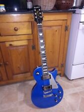 Epiphone Les Paul Standard Blue Royale Limited Edition RARE!!