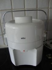 centrifugeuse extracteur jus BRAUN AG MP 50 complet pour pièces