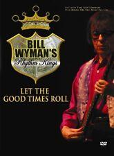 BILL'S RHYTHM KING WYMAN - LET THE GOOD TIMES ROLL  DVD NEW+