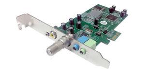PCI-E Internal TV Tuner FM Tuner MPEG Video Capture DVR Card