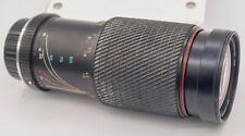Tokina SD 35-200mm F4-5.6 Pentax K PK Mount Zoom Lens SLR/Mirrorless Cameras