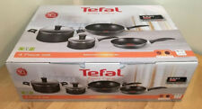 Tefal Saucepan Set, 4 pce & Free Gifts  Worth £35 TSP £125 New Boxed