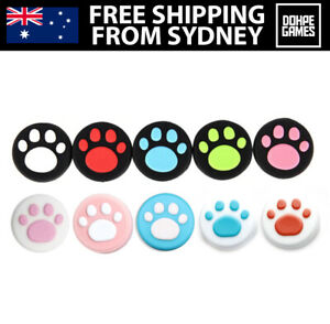 Paw Thumb Grips PlayStation 4 Xbox One Xbox 360 PS5 PS4 PS3 Controller Analog