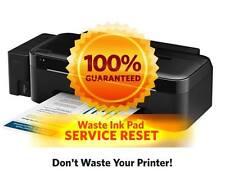 EPSON L100, L200, L300, L800 Waste Ink Pad Service Reset