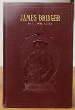 James Bridger by J. Cecil Alter (Numbered 884/1000)