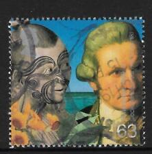 GB 1999 Millennium MAORI & CAPTAIN JAMES COOK Single Stamp USED (No 4)