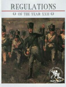 Clash Of Arms Wargames Regulations of the Year XXII La Bataille 4th Ed Rule Set