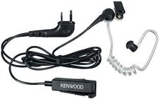 KENWOOD KHS-8BL Security Headset für KENWOOD TK-Serie, Pro Talk, TH-K Serie