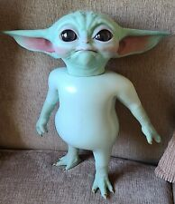 Sideshow Star Wars The Child Baby Yoda Life-Size Figure (ONLY THE BODY)